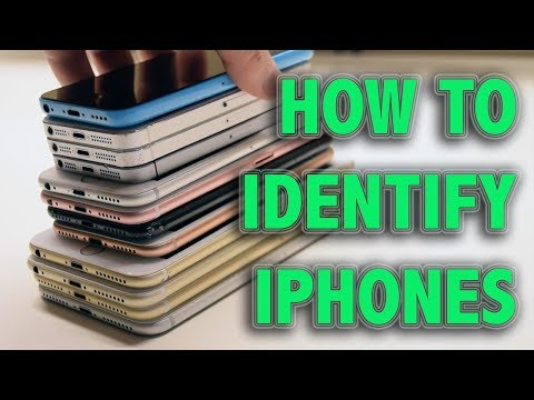 How to Identify every iPhone Every iPhone Model