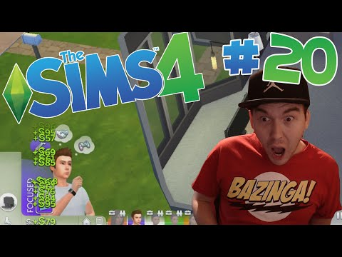 The Sims 4 - Part 20 : EASY Money (NO Money Cheat)