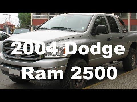 2004 Dodge Ram 2500 Cummins Longevity Review