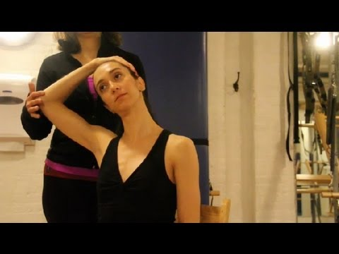 How to Relieve Tight Neck Muscles : Stretching & Exercise