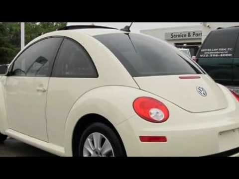 2009 Volkswagen New Beetle Dallas TX