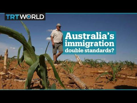 Australian visas for white South African farmers