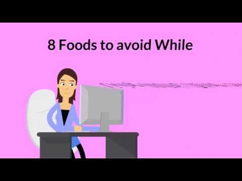 8 Foods to avoid While Living With Chronic Pain