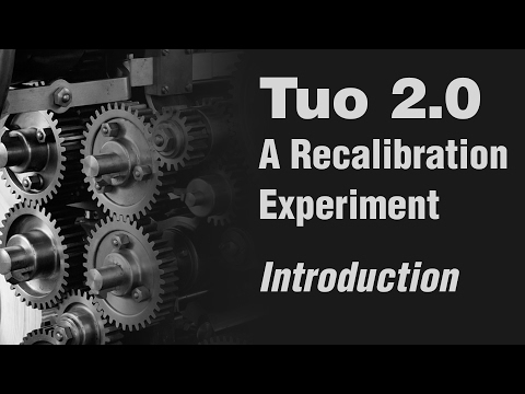 Dota 2 - Tuo 2.0 - A Recalibration Experiment - Introduction