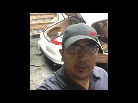 How to remove old window tint DIY