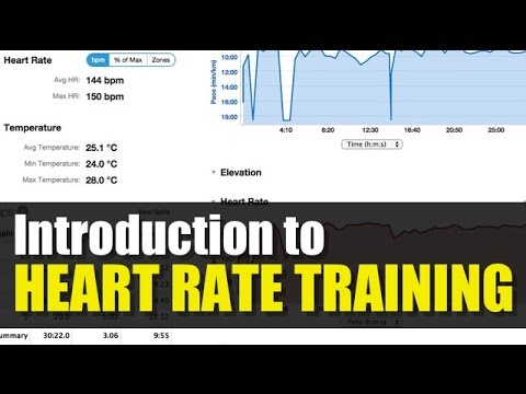 Heart Rate Training 101 - Intro to HR Training
