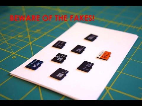 Failure EP7: Sketchy eBay Micro SD card Showdown