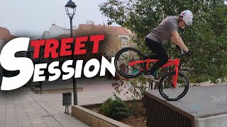Street Trials WITH FRIENDS | Spain Trip