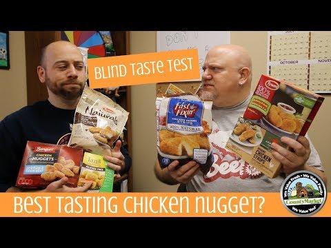 What's the Best Tasting Chicken Nugget? | Blind Taste Test | Ranking