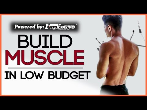 LOW BUDGET Body Building Tips for INDIAN MEN | BUILD Muscle In a TIGHT BUDGET | Mayank Bhattacharya