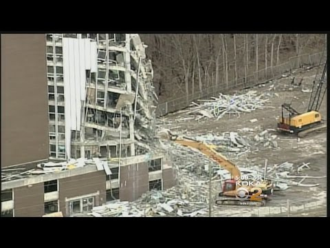 Monsour Medical Center Demolition Concerns Close Part Of Route 30
