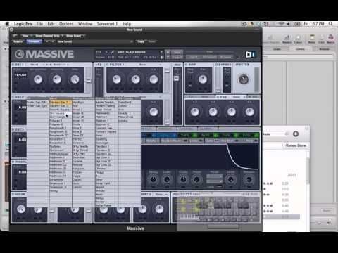 Arkasia Screech/Bass Tutorial