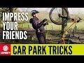 Mountain Bike Skills: Blake's Guide To MTB Car Park Tricks