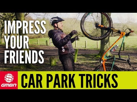 Mountain Bike Skills: Blake's Guide To MTB Car Park Tricks