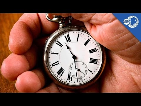 The Pocket Watch: Where did it come from? | Stuff of Genius