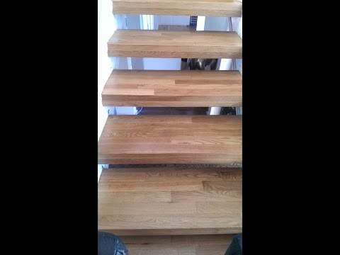 How to make a Straight Edge stairs