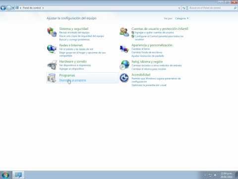 Desinstalar Windows Live Essential