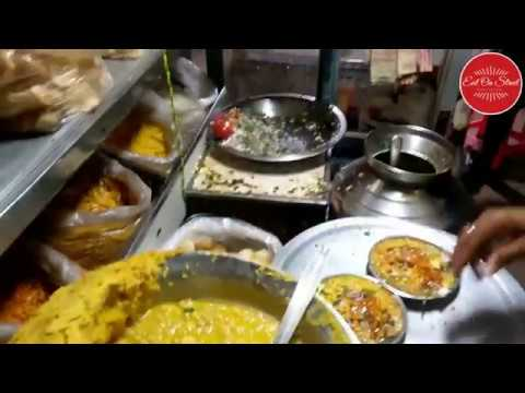Eat On Street - Ragda Puri Recipe - How To Make  Ragda Puri