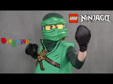 LEGO Ninjago Lloyd Child Costume from Disguise