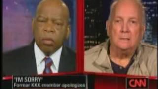 Ex-KKK apologizes to Rep John Lewis