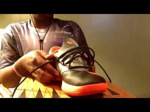 How to lace your KD 6