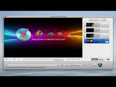 How to Burn QuickTime MOV to DVD