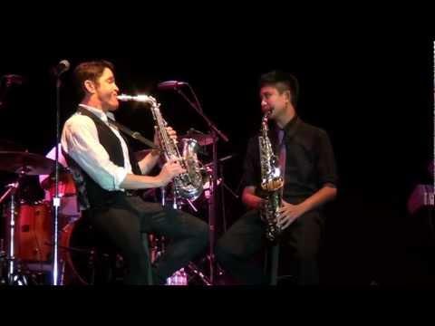 Xxx Mp4 Dave Koz With Austin Gatus Faces Of The Heart Saxophone Duet 3gp Sex
