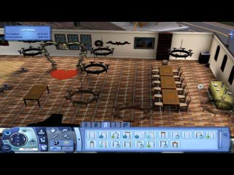 Sims 3 - Simple Functional Church