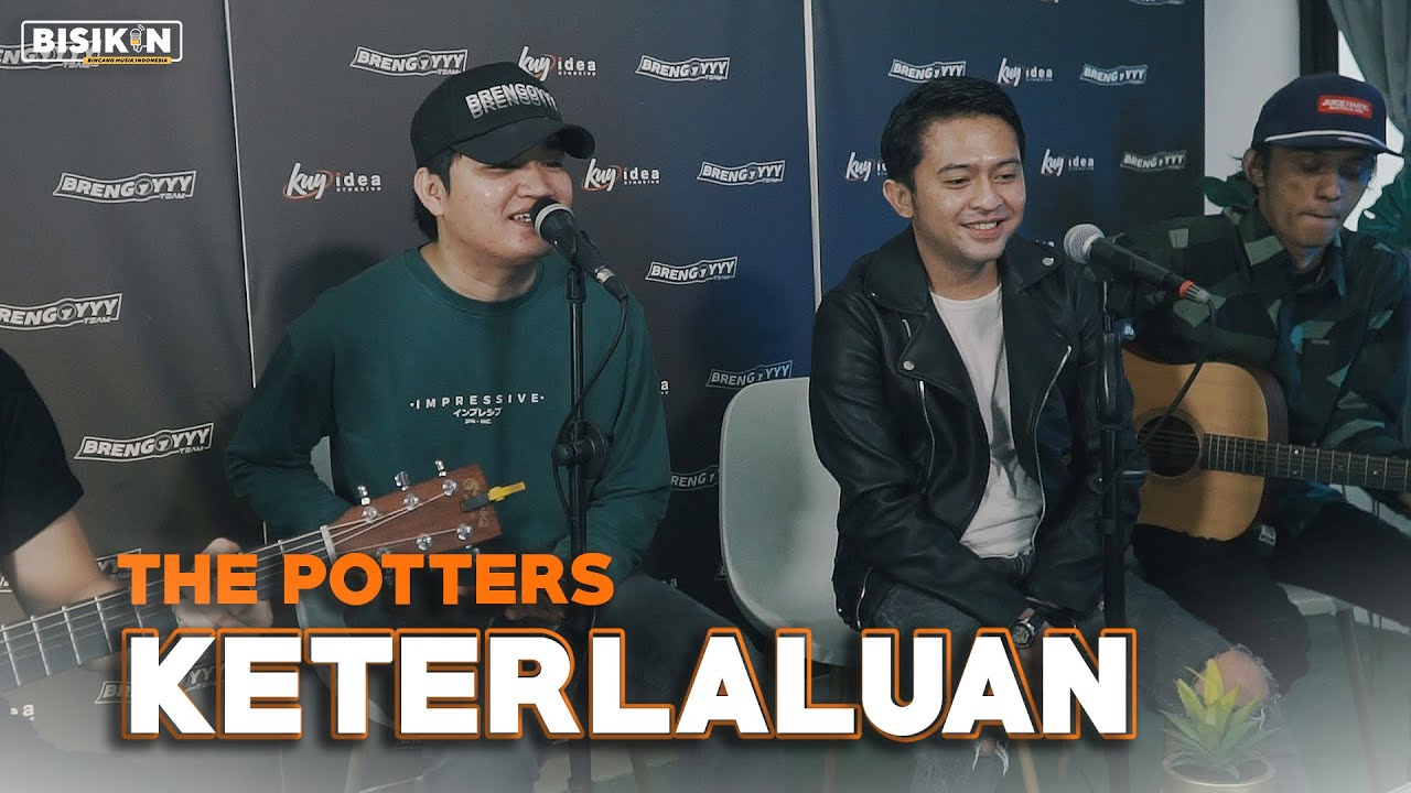 Download Keterlaluan - The Potters Ft. Angga Candra (KOLABORASI) MP3 Gratis