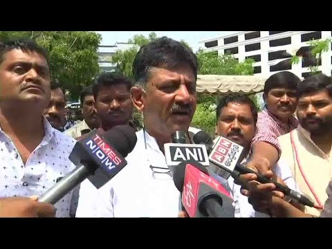 DK Shivkumar says Our MLAs gets threat using Government agencies | OneIndia News