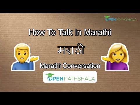 Spoken Marathi - Basic Level: Course Overview