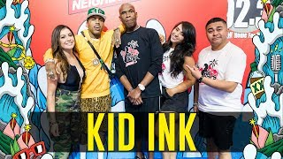 Kid Ink on Nipsey Hussle's Impact on Him, Continuing The Grind + More!