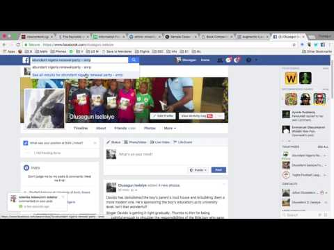 How To Edit or Change Facebook Page Username