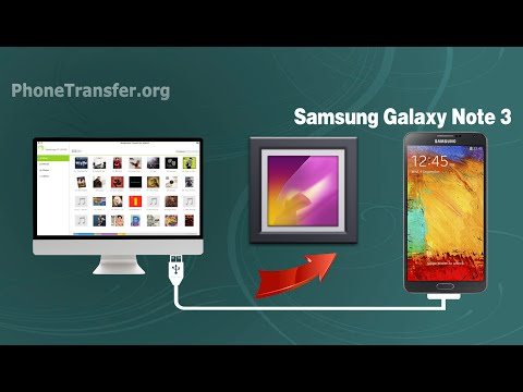 How to Sync Photos from Mac to Samsung Galaxy Note 3, Import Pictures to Note 3 on Mac