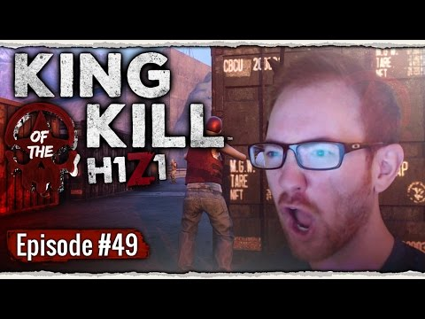 PUT EM' IN A COFFIN | H1Z1 King of the Kill #49