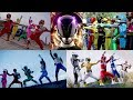 Download  All Power Rangers Team Ups Morphs | Hasbro Compilation | Superheroes MP3,3GP,MP4
