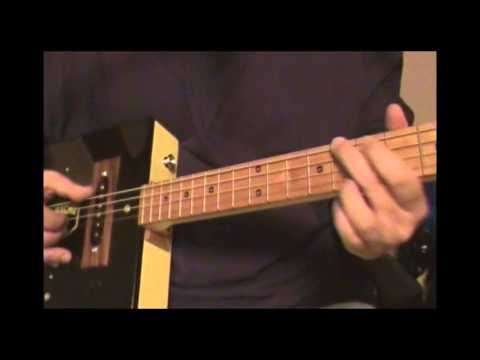 Humidor Guitars-cigar box guitar-original tune-