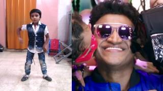 Rajakumara  Appu & Adhu Dance
