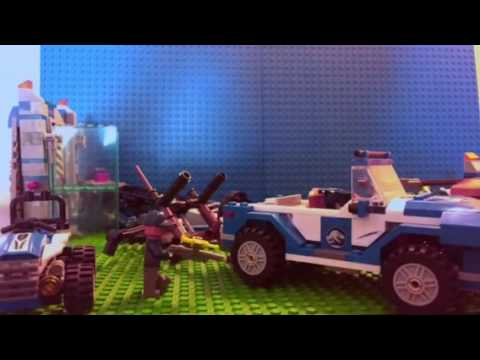 Jurassic Land - A Lego Movie