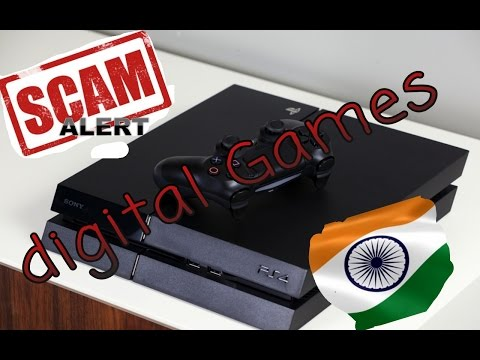Digital games psn account frauds on spreading in Indian gaming communities.THE REAL TRUTH REVEALED