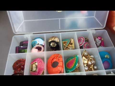 Vintage LCD Games Gold Jewelry CDs DVDs  Flea Market Garage Yard Estate Sale Finds Pick-Ups 5/12/18