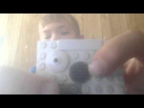 Lego TV remote