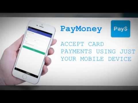 PayMoney-Credit Card Processing App