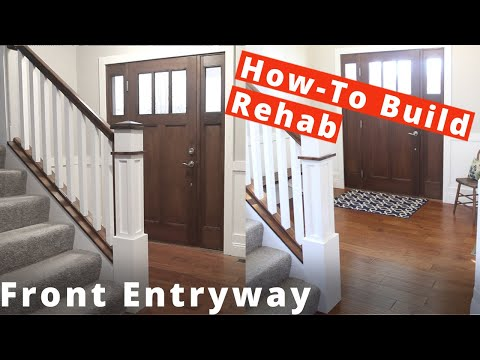 How to Rehab a Front Entryway and Porch