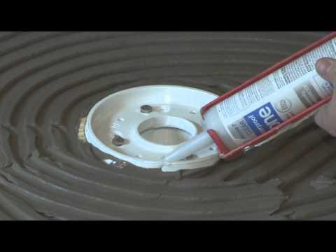 EZ Shower Pan Installation