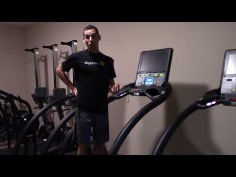 Treadmill Technique - Avoid Holding On