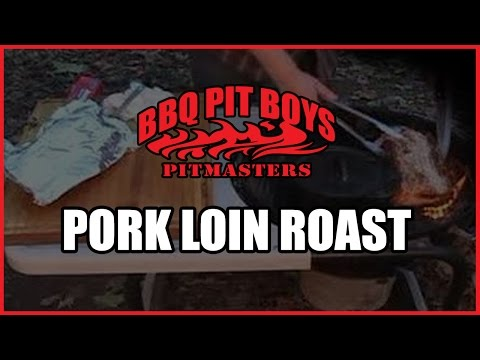 BBQ Pork Loin Roast Recipe