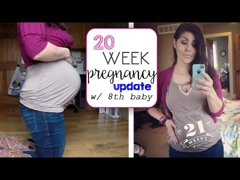 20 Weeks Pregnant with 8th Baby - GENDER?
