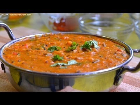 Dal Fry Recipe Restaurant Style Indian Vegetarian Food | Indian Cooking