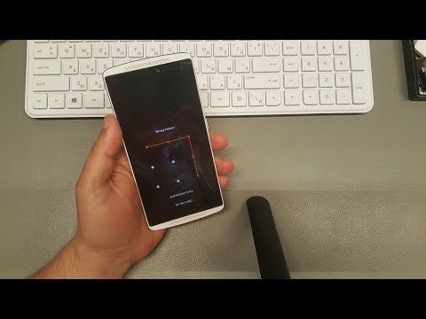 How to Hard reset Lenovo K4 Note A7010a48.Remove pattern,pin,password lock.